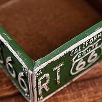 雑貨 小物デザイン ホームテキスタイル創造的産業スタイルの人格の装飾灰皿アメリカンレトロバーのコーヒーテーブル多機能装飾 おしゃれ ユニーク 面白 プレゼント