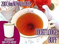 【本格】紅茶 ヌワラエリヤ 茶缶付 コートロッジ茶園 BOPF/2018 50g