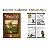 Rulebook (2nd Edition) The Uncharted Seas Miniature Game
