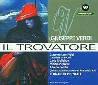 Verdi: Il Trovatore by Giacomo Lauri Volpi