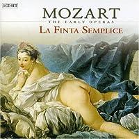 モーツァルト:歌劇「偽ののろま娘」K.51(3枚組) (Mozart: La Finta Semplice)