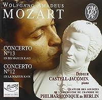 Mozart;Piano Concertos 12/13