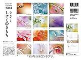 カレンダー2018 しずくのきもち 浅井美紀作品集 (ヤマケイカレンダー2018) 画像