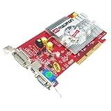 IGAGURI 9550-AGP 256MB ATI RADEON 9550 搭載 AGPビデオカード DirectX 9/Windows 7対応 FAN搭載モデル