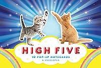 High Five: 10 Pop-up Notecards & Envelopes (Stationery)