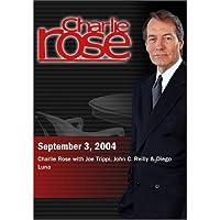 Charlie Rose (September 3, 2004) [並行輸入品]