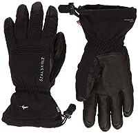 SealSkinz(シールスキンズ)Extreme Cold Weather Glove 防風・防水 グローブ 手袋 1211414 ブラック Lサイズ