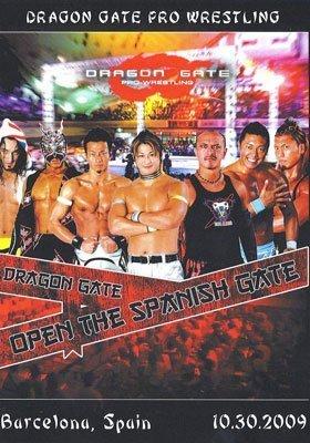 Dragon Gate Pro Wrestling - Op...