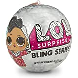 L.O.L. Surprise! Bling Series with Glitter Details & Doll Display
