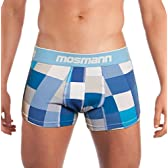 (モスマン) MOSMANN ESSENTIAL TRUNK BLUE (XL)