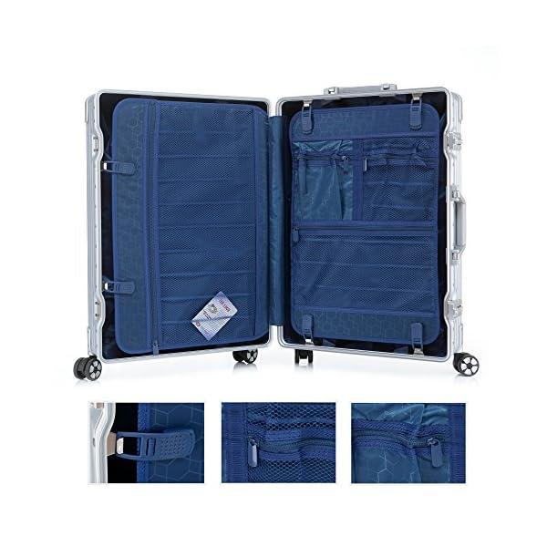 TABITORA(タビトラ) スーツケース メ...の紹介画像8