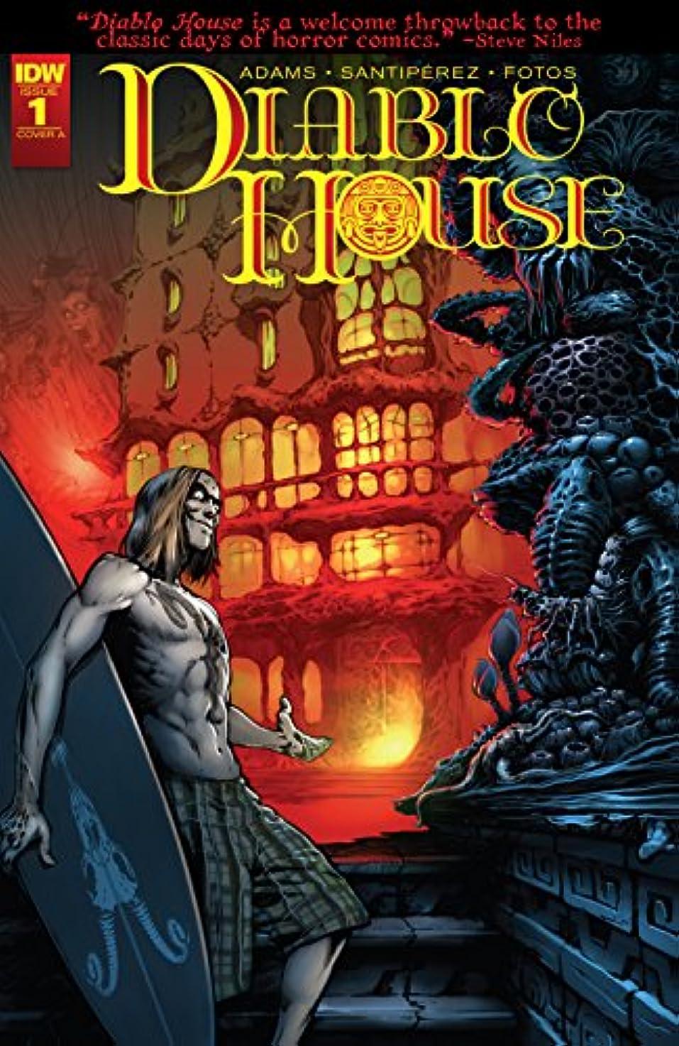 磁器扱う痴漢Diablo House #1 (English Edition)