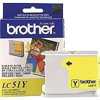 Brother lc51y lc51y Innobellaインク, 400ページ印刷可、イエロー