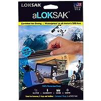 (ロックサック) LOKSAK aLOKSAK 防水マルチケース(2枚入) Sサイズ ALOKD2-6X6 2個セット