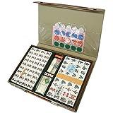 Mahjong Tiles Narcissus