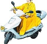 (アールドリーム)R-Dream バイク 自転車向けレインコート イエロー