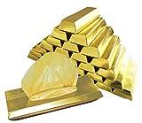 金塊にそっくり!? ゴールドポリバッグ[1箱14枚入] (100箱) Exproud(エクスプラウド) GoldPBx100