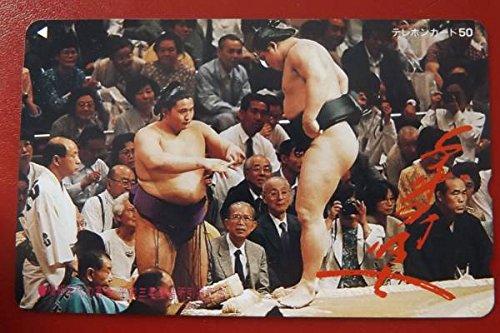 千代の富士 相撲 お宝テレカ