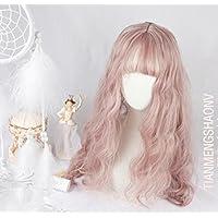 耐熱コスプレウイッグ かつら妹風 65cm ロングヘア ロリータ風日常原宿風GAL系小顔効果wig cosplay