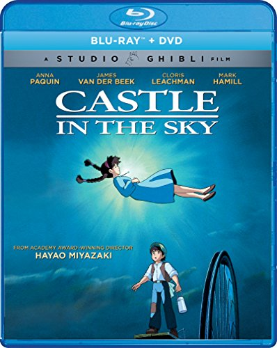 天空の城ラピュタ Castle in the Sky [Blu-ray DVD][Import]