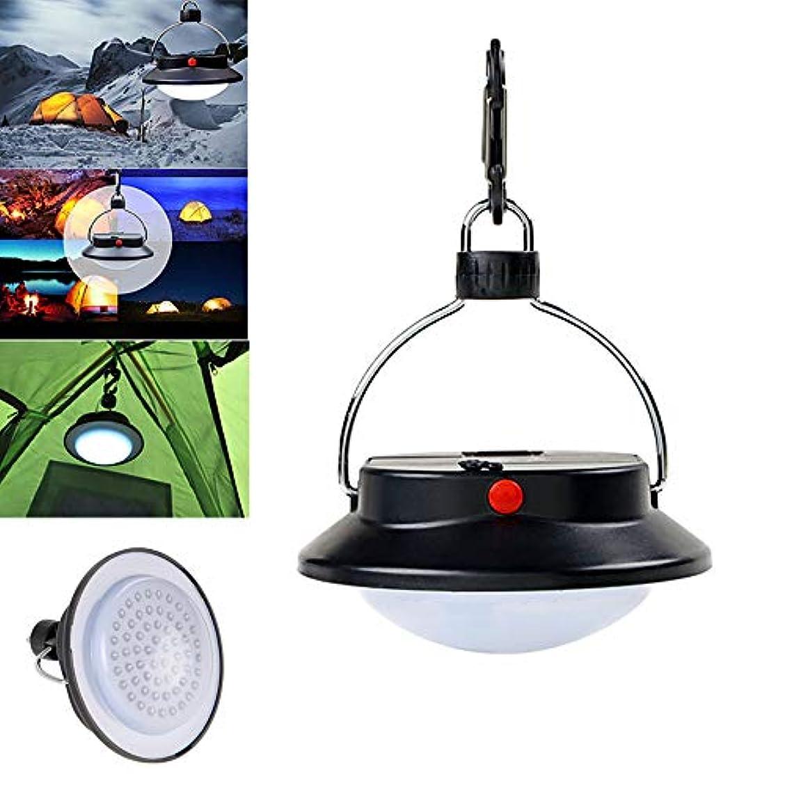 タイピストほこりっぽい反対した超明るい ポータブル LEDテントライト、 60 LEDキャンプランタン 緊急 小型吊りランプ ハイキング用 キャンプ、 パティオ傘 (電池は含まれていません)