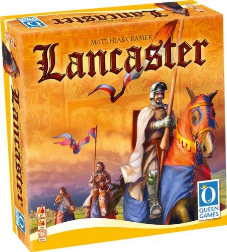 Lancaster, nominiert Kennerpreis 2011: Spieldauer: 60 Min, für 2-5 Spieler