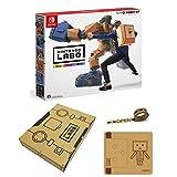 【Amazon.co.jp限定】Nintendo Labo (ニンテンドー ラボ) Toy-Con 02: Robot Kit +オリジナルマスキングテープ+専用おまけパーツセット - Switch