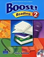Boost! Reading Level 2 Student Book with CD (Boost! Skills Series)