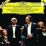 モーツァルト:ピアノ協奏曲第20番・第25番 画像