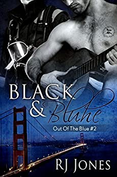 Black & Blühe (Out of the Blue Book 2) by [Jones, RJ]