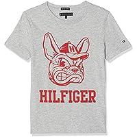 Tommy Hilfiger Kids Mascot Print T-Shirt