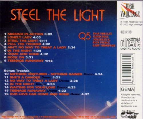 Steel the Light