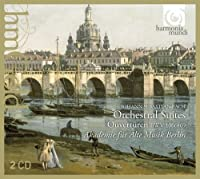 J.S.Bach: Orchestral Suites, Overtures by Akademie fur Alte Musik Berlin (2013-06-29)