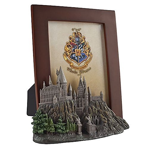 Universal Studios Wizarding World of Harry Potter :ホグワーツ城フォトフレーム