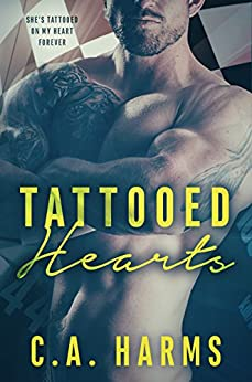 Tattooed Hearts by [Harms, C.A.]