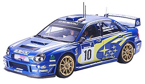 1/24 スポーツカー No.259 1/24 スバル インプレッサ WRC 2002 24259