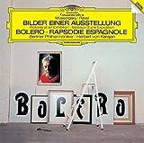 ラヴェル:ボレロ、スペイン狂詩曲/ムソルグスキー:組曲「展覧会の絵」 画像