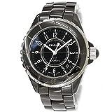 シャネル CHANEL J12 38mm メンズ 腕時計 H0685 ブラック セラミック デイト オートマ 自動巻き ウォッチ 【中古】 90088014