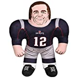 "Tom Brady (新しいEngland Patriots ) 24 "" NFL Player Plush Studds人形by Forever Collectibles"