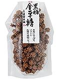 京の上品な甘さ  黒糖金平糖 100g入