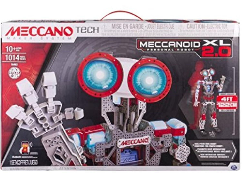 Meccano - Meccanoid XL 2.0 [並行輸入品]