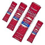 Colgate Optic White High Impact White Whitening Toothpaste 4.5 oz X 4p/コルゲイトオプティックホワイトハイインパクトホワイトホ..