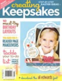 Creating Keepsakes, March 2008 Issue