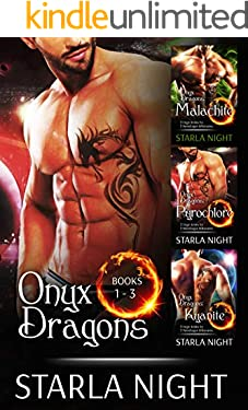 Onyx Dragons Boxed Set