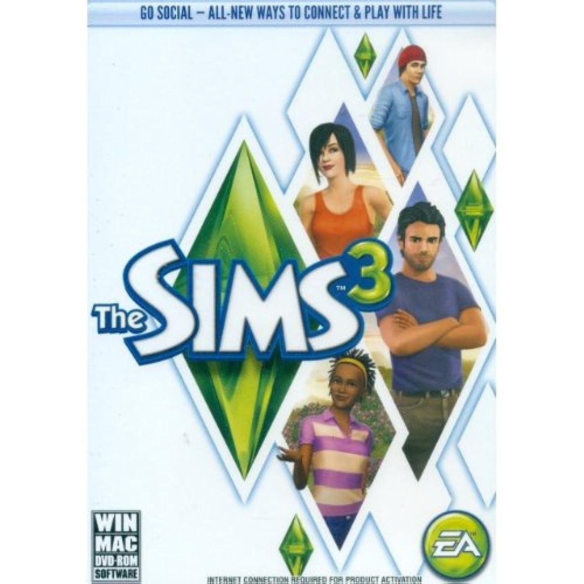 広々としたジェーンオースティンデコレーションPC The Sims 3 (Refresh) アジア版