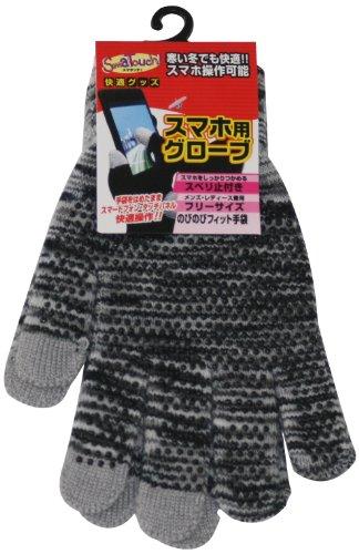 [해외]타카다 상사 스마탓찌 스마트 폰 장갑 미끄러짐 금지 된 위장 남녀 겸용 장갑 낀 채 편안한 작업!/Takada Shoji Sumata Touch for Smaho Glove with sliding stop Camouflage with gentlemen combined Use gentle gloves Comfortable operation!