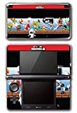 「New Super Mario Bros 2 Party 3D Land World Enemy Hammer Bros Ghost Goomba Video Game Vinyl Decal Skin Sticker Cover for Original Nintendo 3DS System by Vinyl Skin Designs [並行輸入品]」の画像