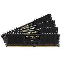 CORSAIR DDR4 メモリモジュール VENGEANCE LPX シリーズ 8GB×4枚キット CMK32GX4M4B3200C16