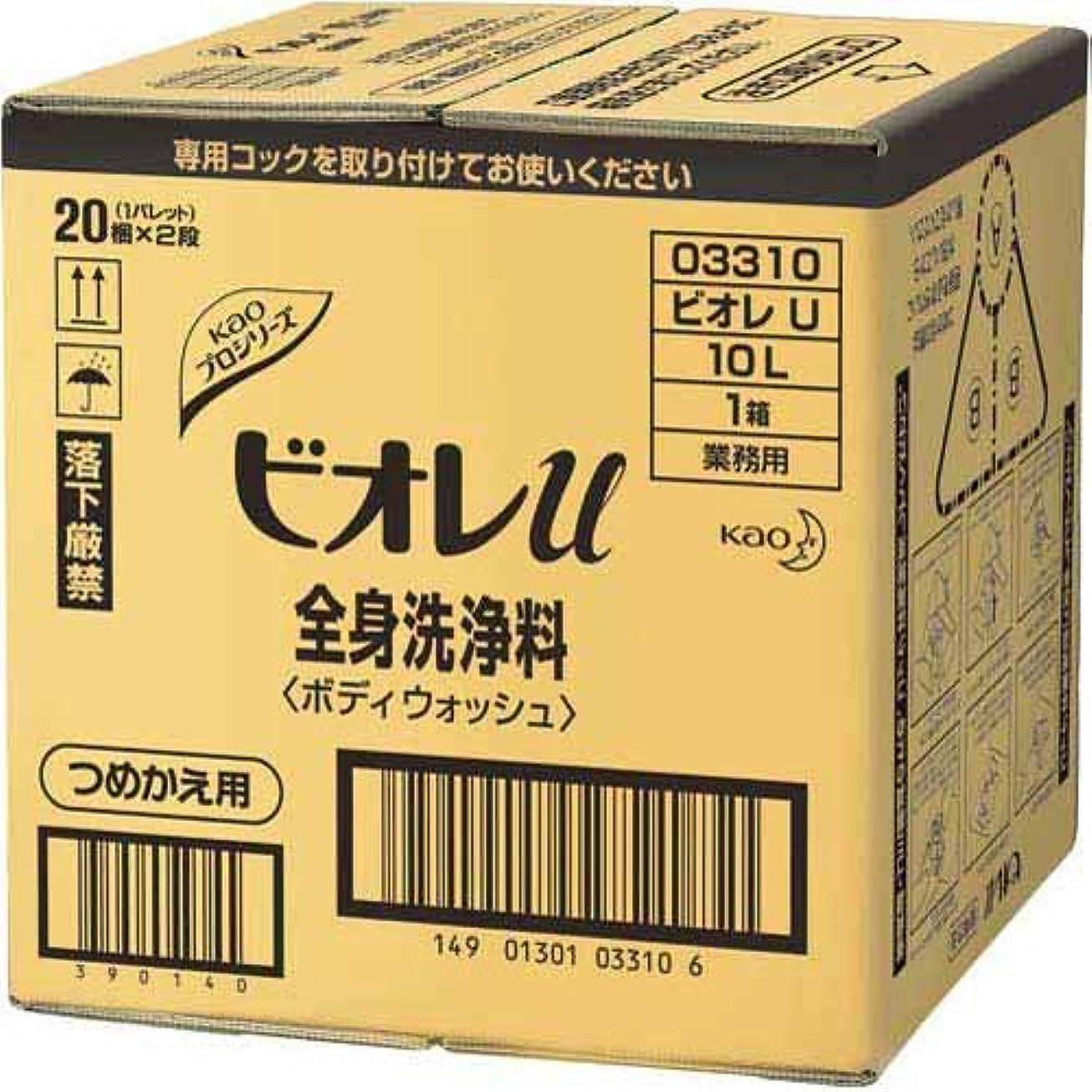 お風呂気楽な注入する花王 ビオレU 業務用 10L