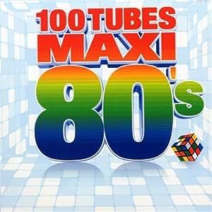 100 Tubes Maxi 80's